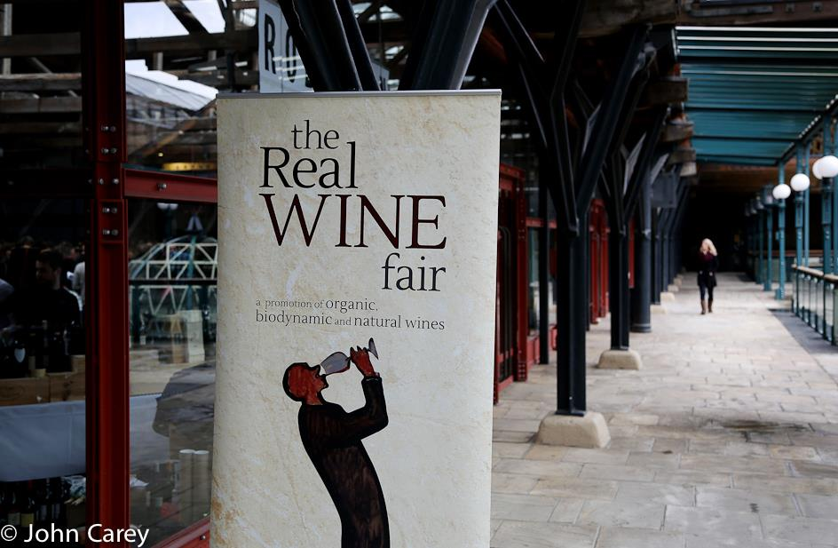 Real Discovery: Reasons to go to the Real Wine Fair