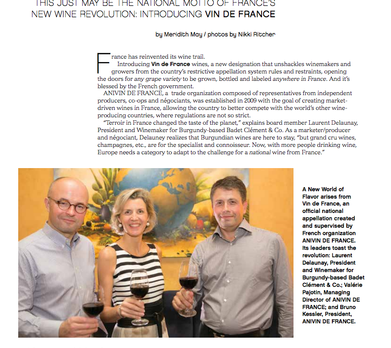 AniVile: A new marketing arm for Vin de France