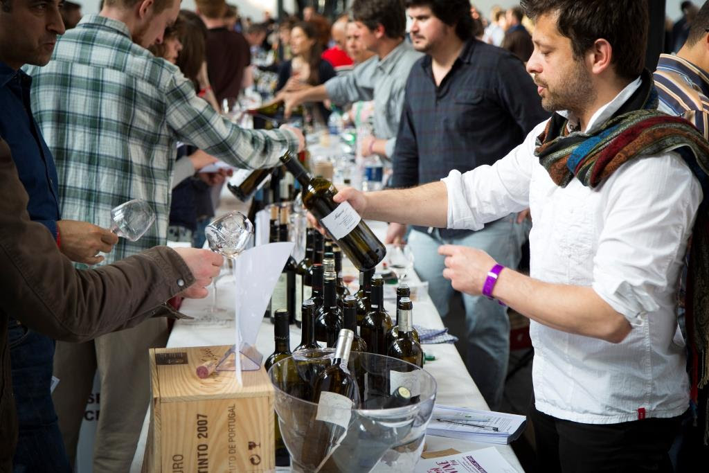 Why You Should Be At The Real Wine Fair