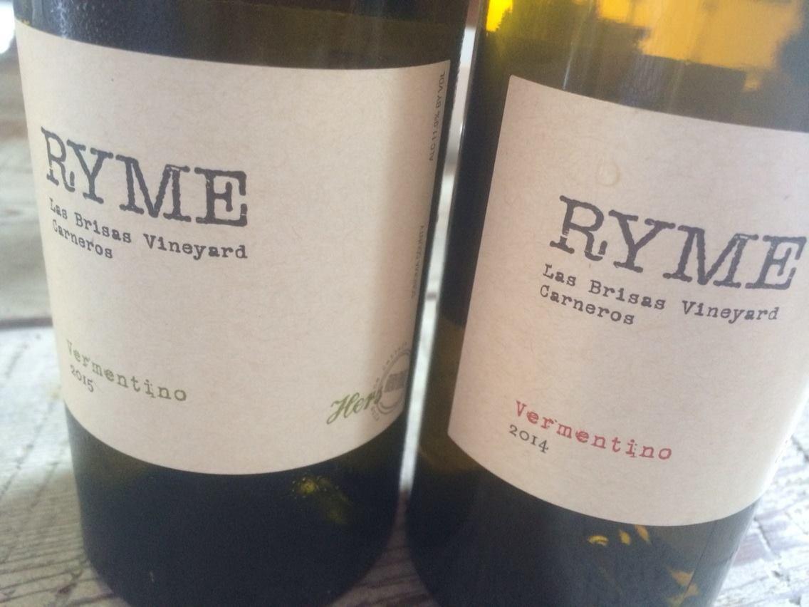 Ryme wines